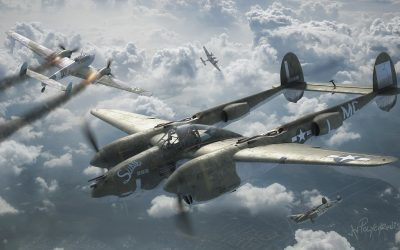 The Strategic Bombing Campaign Part VII: Shooters and Targets